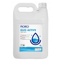 ROKO Professional Duo Activ liquid soap, antibacterial with triclosan, 5L
