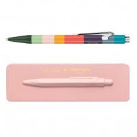 Długopis CARAN D'ACHE 849 Paul Smith #3 Rose Pink, M, w pudełku, różowy, Długopisy, Artykuły do pisania i korygowania