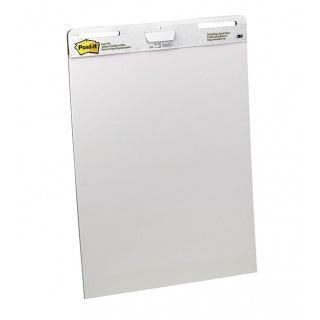 Samoprzylepne Arkusze Konferencyjne Post-it®, na flipchart, 63,5x77,5cm, 30 kart.