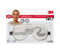 Safety Goggles 3M (4800), for painting tasks, clear