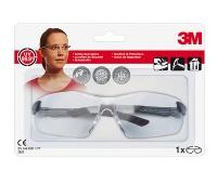 Okulary ochronne 3M Clear (2820), transparentne, Okulary, Ochrona indywidualna