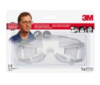 Safety Spectacles 3M Clear Visitor, clear