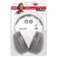 Nauszniki na głowę Peltor™ Optime™ II (H520A) czarne, Nauszniki, Ochrona indywidualna