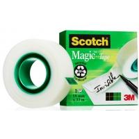 Self-adhesive Tape Scotch® Magic™ (810), matt, 19mm, 33m