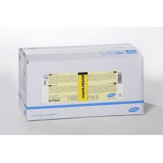 Płyn dezynfekujący HAGLEITNER Sept-Liquid, 6x750ml, Dezynfekcja i dozowniki, Artykuły higieniczne i dozowniki