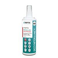 Płyn czyszcząco-dezynfekujące ITSEPTIC, 250ml, Akcesoria do sprzątania, Artykuły higieniczne i dozowniki