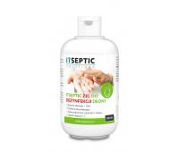 Żel do dezynfekcji dłoni ITSEPTIC, 500ml, Akcesoria do sprzątania, Artykuły higieniczne i dozowniki
