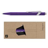 Długopis CARAN D'ACHE 849 Nespresso Arpeggio, M, w pudełku, fioletowy, Długopisy, Artykuły do pisania i korygowania