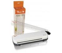 Zestaw do laminowania zdjęć 2 w 1 PEACH PBP105, laminator i gilotyna, biały, Laminacja i bindowanie, Urządzenia i maszyny biurowe