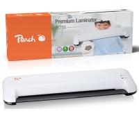 Laminator premium PEACH PL755, biały, Laminacja i bindowanie, Urządzenia i maszyny biurowe