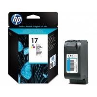 HP Głowica nr 17 C6625A Kolor 15ml, Tusze, Materiały eksploatacyjne