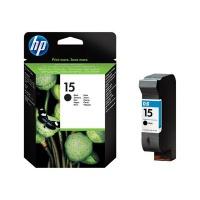 HP Głowica nr 15 C6615DE Black 25ml, Tusze, Materiały eksploatacyjne