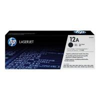 HP Toner nr 12A Q2612A Black 2K, Tonery, Materiały eksploatacyjne