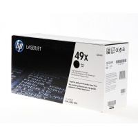 HP Toner nr 49X Q5949X Black 6K, Tonery, Materiały eksploatacyjne