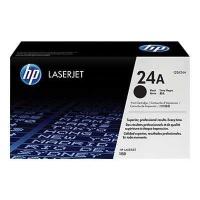 HP Toner nr 24A Q2624A Black 2,5K, Tonery, Materiały eksploatacyjne