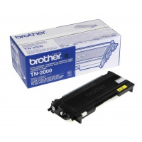 Brother Toner TN-2000 Black 2,5K, Tonery, Materiały eksploatacyjne