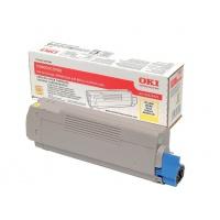 OKI Toner C58/59/5500M Yellow 43324421, Tonery, Materiały eksploatacyjne