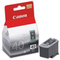 Canon Tusz PG-40 Black 16 ml, Tusze, Materiały eksploatacyjne