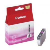 Canon Tusz CLI-8M Magenta 13 ml, Tusze, Materiały eksploatacyjne
