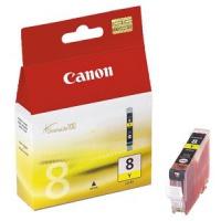 Canon Tusz CLI-8Y Yellow 13 ml, Tusze, Materiały eksploatacyjne