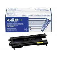 Brother Toner TN-2005 Black 1,5K, Tonery, Materiały eksploatacyjne