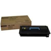 Kyocera Toner TK-715 1T02GR0EU0, Tonery, Materiały eksploatacyjne