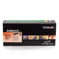 Lexmark Toner E360H31E Black 9k, Tonery, Materiały eksploatacyjne