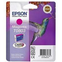 Epson Tusz Claria R265/360 T0803 Magenta 7,4ml, Tusze, Materiały eksploatacyjne