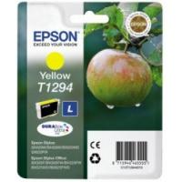 Epson Tusz SX425 T1294 Yellow 7,2ml 7,2ml, Tusze, Materiały eksploatacyjne