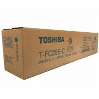 Toshiba Toner T-FC28EC e-Studio 2820 Cya 24K, Tonery, Materiały eksploatacyjne