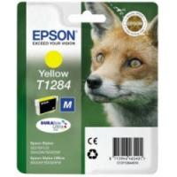 Epson Tusz Stylus SX425 T1284 Yellow 3,5ml, Tusze, Materiały eksploatacyjne