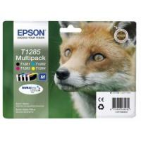 Epson Tusz Stylus SX425 T1285 CMYK 4pack, Tusze, Materiały eksploatacyjne