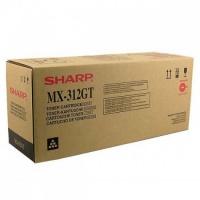 Sharp Toner MX-312GT Black 25K, Tonery, Materiały eksploatacyjne