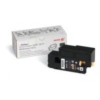 Xerox Toner Phaser 6000 106R01634 Black 2K, Tonery, Materiały eksploatacyjne