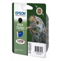 Epson Tusz Stylus Photo 1400 T0791 Black 11ml, Tusze, Materiały eksploatacyjne