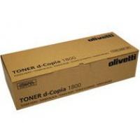 Olivetti Toner d-C 1800MF/2200/2200MF BLACK 15K, Tonery, Materiały eksploatacyjne