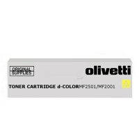 Olivetti Toner d-C MF2001/MF2501 CYAN 7,2K, Tonery, Materiały eksploatacyjne