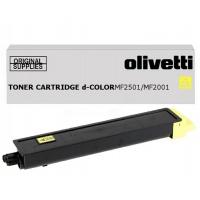 Olivetti Toner d-C MF2001/MF2501 YELLOW 7,2K, Tonery, Materiały eksploatacyjne