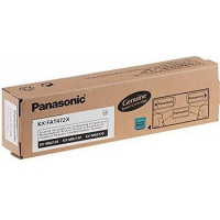 Panasonic Toner KX-FAT472X BLACK 2K KX-MB2120, KX-MB2130, KX-MB2170, Tonery, Materiały eksploatacyjne