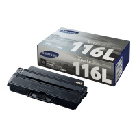 Samsung Toner MLT-D116L/SU828A BLACK 3K M2625/2825/2835, M2675/2875, Tonery, Materiały eksploatacyjne