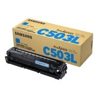Samsung Toner CLT-C503L/SU014A CYAN 5K ProXpress C3060FR, Tonery, Materiały eksploatacyjne