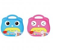 Zestaw dla dzieci KEYROAD Color kit, 16 elementów, pudełko, mix kolorów, Plastyka, Artykuły szkolne