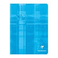 Zeszyt CLAIREFONTAINE, francuska linia, 48 kart., 17x22cm, mix kolorów, Zeszyty, Artykuły szkolne