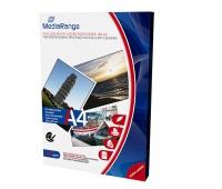 Papier fotograficzny MEDIARANGE, A4, 200gsm, matowy, 50ark.,, Papiery specjalne, Papier i etykiety
