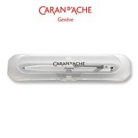 Etui na długopis lub ołówek CARAN D'ACHE, plastikowe, transparentne, Długopisy, Artykuły do pisania i korygowania