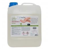 Żel do dezynfekcji dłoni ITSEPTIC, 5000ml, Akcesoria do sprzątania, Artykuły higieniczne i dozowniki