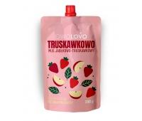 Mus jabłkowo-truskawkowy OWOLOVO, 200g, Przekąski, Artykuły spożywcze