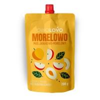 Mus jabłkowo-morelowy OWOLOVO, 200g, Przekąski, Artykuły spożywcze