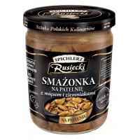 Smażonka na patelnię z mięsem i ziemniakami SPICHLERZ RUSIECKI, 340g, Dania gotowe, Artykuły spożywcze