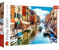 PUZZLE 2000 - Wyspa Murano, Wenecja, Podkategoria, Kategoria